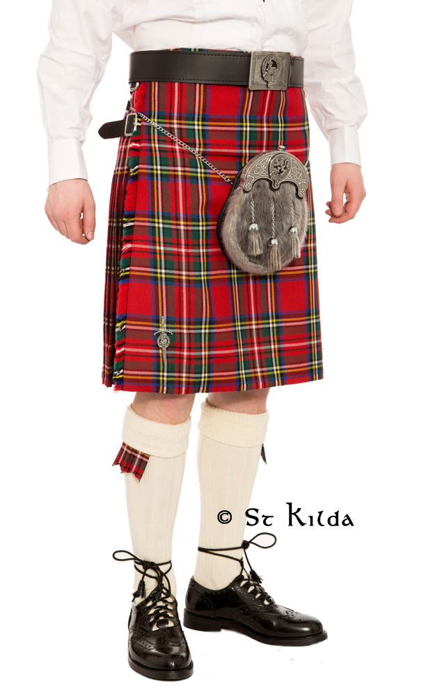 Royal Stewart Kilt