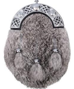 L-SGT07-Grey-Rabbit-Fur