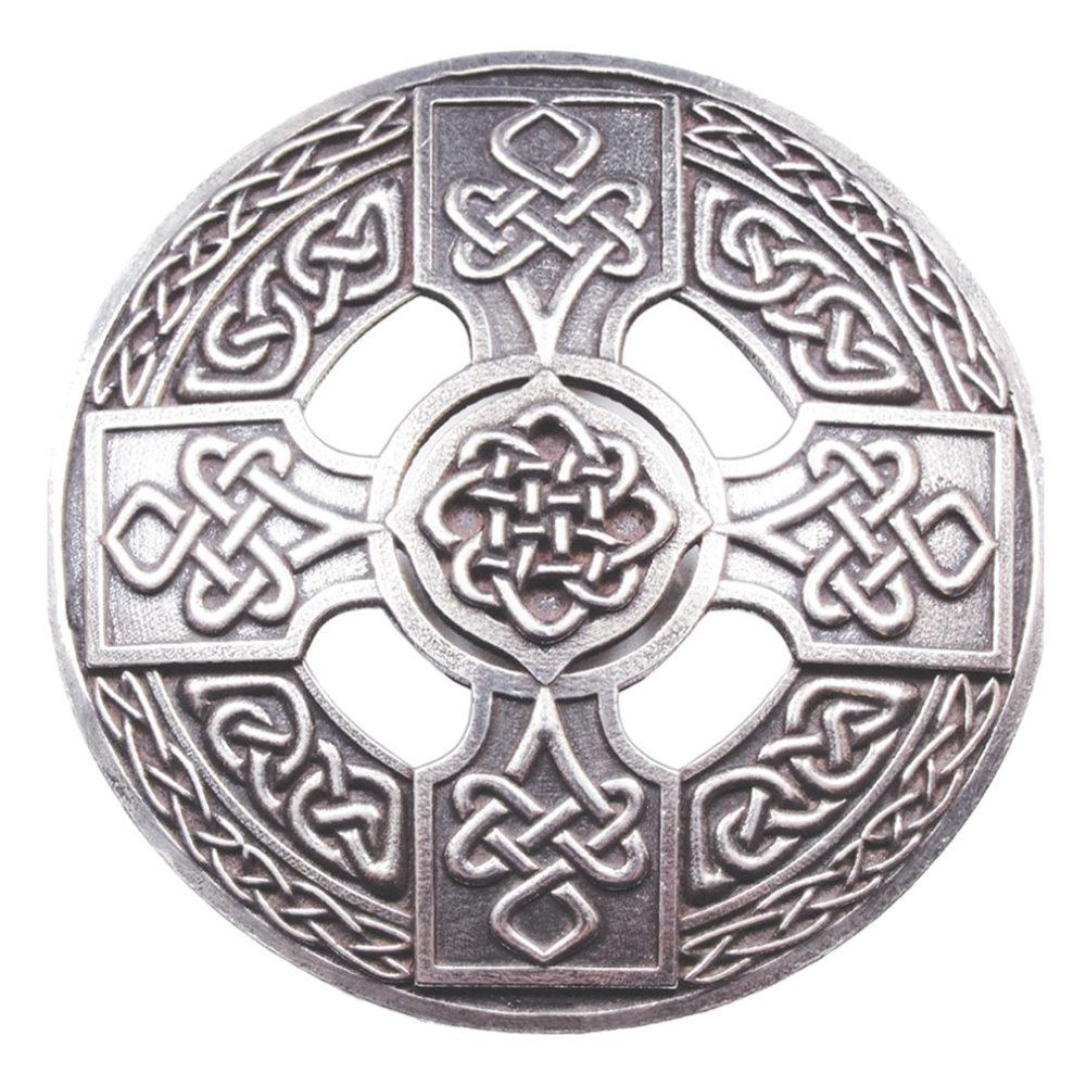 C-PLBRCRO-Celtic-Cross-Plai